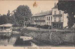 ROMORANTIN , France , 00-10s ; Quai Saint-Etienne