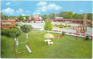 Colletdale Court, U.S. 31-W by Pass, Bowling Green, Kentucky, KY, Chrome