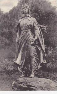 Massachusetts Plymouth The Pilgrim Maiden Albrtype