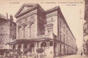 Chambéry , France , 00-10s : Le Theatre