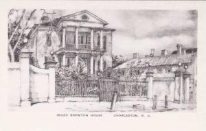Charleston , South Carolina, 30-40s; Elizabeth O´Neill Verner; Miles Brewton...