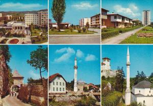 Yugoslavia Tuzla With Surroundings Multi View