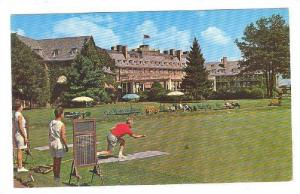 English Lawn Bowling , Skytop Club, SKYTOP , Pennsylvania , 40-60s