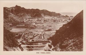 RP: The Tanks , ADEN , Yemen , 1910-30s