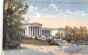 Albright Art Gallery Buffalo, New York