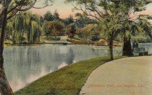 LOS ANGELES , California , 1900-10s ; Hollenbeck Park