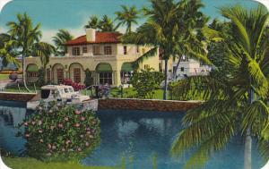 Canal Scene Ft Lauderdale Florida