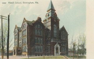 BIRMINGHAM, Alabama , 1901-07 ; Powell School