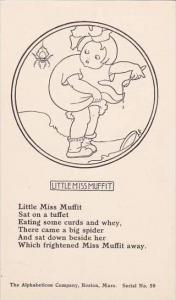 Alphabeticon Company Little Miss Muffit