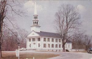 WESTPORT, Connecticut, 1940-1960's; Saugatuck Congregational Church