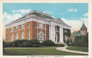 The Library, University of New Hampshire, DURHAM, New Hampshire, 00-10's