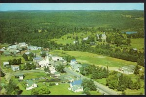 Ontario MAYNOOTH Bird's Eye View by H. Oakman Peterborough PCC 1950s-1970s