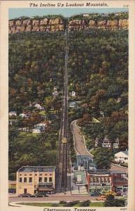 The Incline Up Lookout Mountain Chattanooga Tennessee