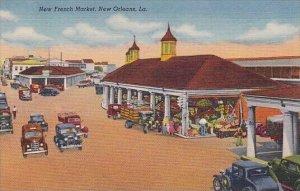 New Franch Market New Orleans Louisiana