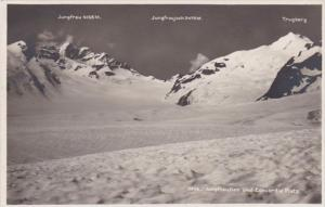 Switzerland Jungfraufirn und Concordia Photo