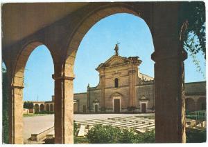 Italy, ORIA, Santuario S. S. Medici, unused Postcard