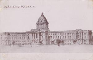 Legislative Buildings , REGINA , Saskatchewan , Canada , 1900-10s