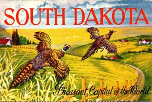 South Dakota Pheasant Capitol Of The World