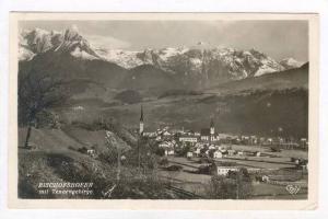 RP  Bischofshofen , Austria, Mit Tennegebirge, PU-1948