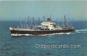 American President Lines SS President Lincoln Ship Unused