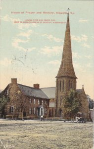 NEWARK, New Jersey; House of Prayer and Rectory, PU-1915