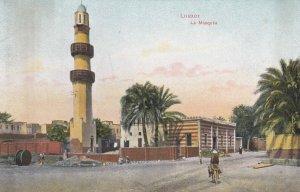 LOUXOR , Egypt , 00-10s ; La mosquee
