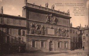 Ancien Hotel des Monnaies,Avignon,France BIN