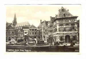 RP, Oude Waag Spaarne, Haarlem (North Holland), Netherlands, PU-1937