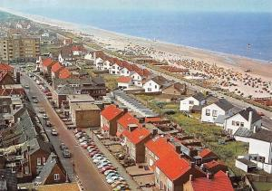 Netherlands Zandvoort Holland Voitures Cars Auto Strand Beach Plage Panorama
