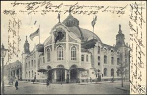 germany, DÜSSELDORF, Apollotheater, THEATRE (1905)