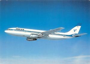 Airbus A 300 Iran Air Courtesy Airbus Industrie