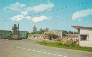 Canada Quebec Riviere du Loup Motel Au Vieux Fanal