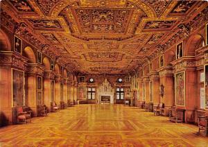 Schloss Heiligenberg Bodensee Rittersaal Castle Interior Chateau