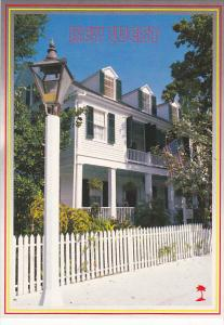 Historic Audubon House Key West Florida