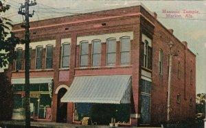 Alabama Marion Masonic Temple sk2829