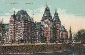 AMSTERDAM(North Holland) Netherlands, 1900-10s; Rijke Museum