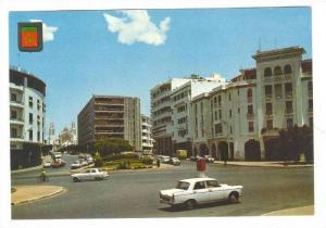 Rabat, Morocco, 40-60s   Plaza de los Alauitas