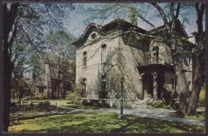 Kemper Hall,Kenosha,WI Postcard BIN