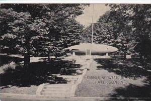 New Jersey Paterson Submarine West Side Park