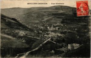 CPA MOULINS-CHERIÉR - Vue générale (165945)