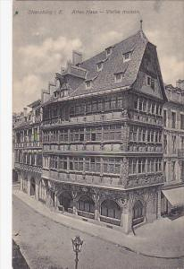 Altes Haus - Vieille Maison, STRASSBURG I. E. (Bas Rhin), France, 1900-1910s