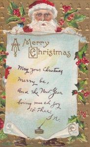 CHRISTMAS ; Santa Claus , 00-10s ; #A-1