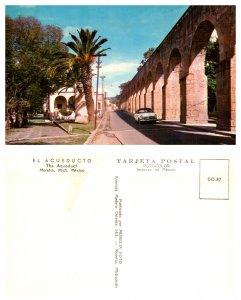 El Acueducto, Morelia, Mich., Mexico