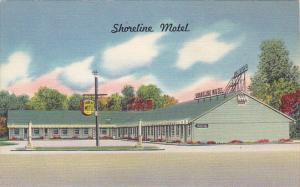 Shoreline Motel Milford Connecticut