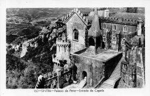 Portugal Sintra Palacio da Pena Entrada da Capela