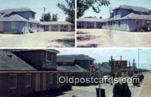 La Siesta Motel, Winslow, AZ, USA Motel Hotel Postcard Post Card Old Vintage ...