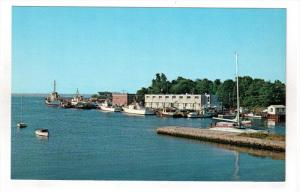 Little Harbor, Woods Hole, Cape Cod, Massachusetts , 50-60s