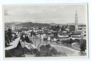 RPPC, Panorama of Palazzolo Bell'agio, Italy, Standard Size