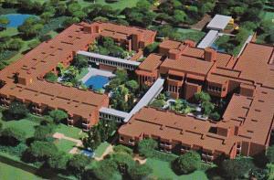 India Agra Model Of Hotel Mughal