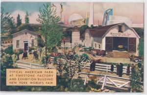 1939 NY Worlds Fair, Farm, Firestone Factory & Exhibition